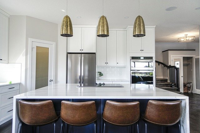 Countertop - Granite, Marble, or Concrete